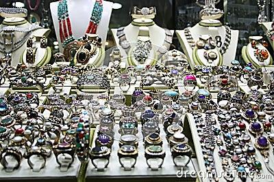 Silver Jewelery Shop