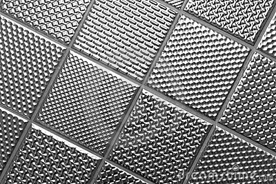Silver Metallic Steel Background Stock Photo - Image: 18744070