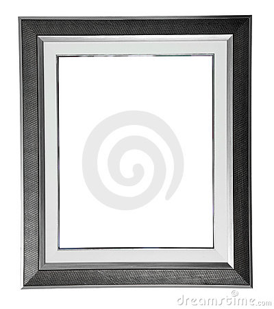 Free Silver Modern Frame Stock Photos - 18251853