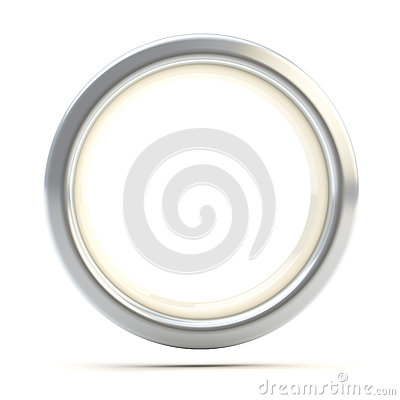 Silver ring copyspace torus isolated