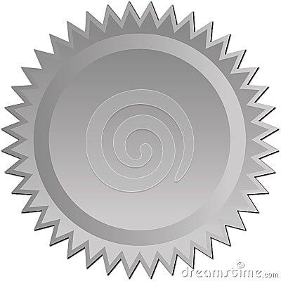 Free Silver Starburst Stock Photo - 6903710