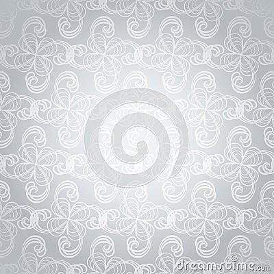 Silver swirl overlap