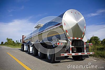 Silver Tanker