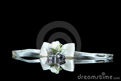 Silver or titanium wedding rings