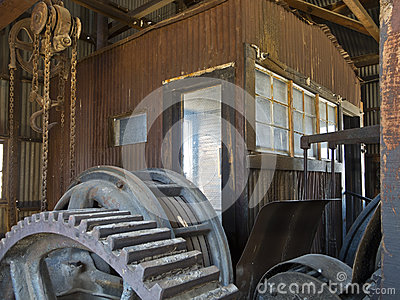 Silver Top Mine Hoist House