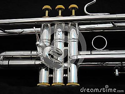 Silver Trumpet Valves