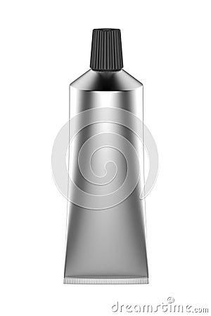 Silver tube