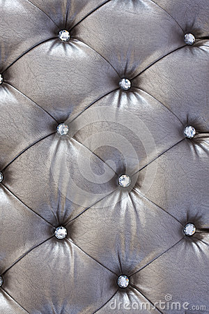 Silver  upholstery pattern