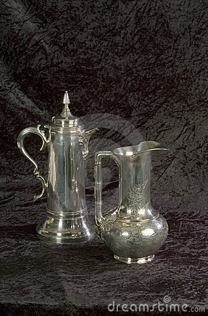 Free Silver Vessels Stock Images - 579254