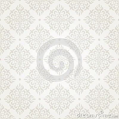 Free Silver Vintage Wallpaper Royalty Free Stock Photo - 25049985
