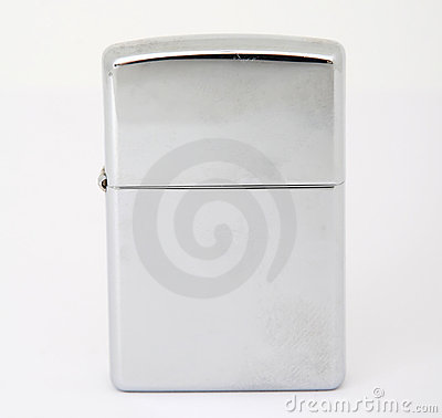 Free Silver Zippo Lighter Stock Images - 1158584