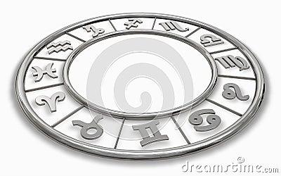 Silver zodiac star signs