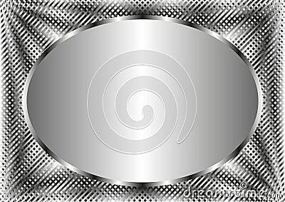 Silverbakgrund