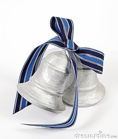 Free Silvery Bells Stock Photo - 21337640
