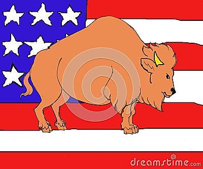 Simbol of USA
