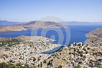 Simi Island - Greece
