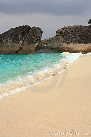 海岛普吉岛similan泰国