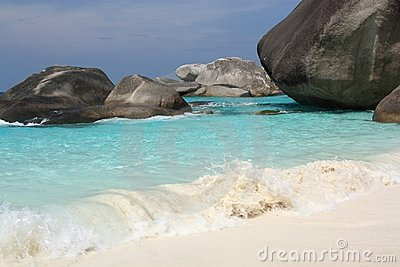 Similan Islands, Thailand Royalty Free Stock Photos - Image: 22874088