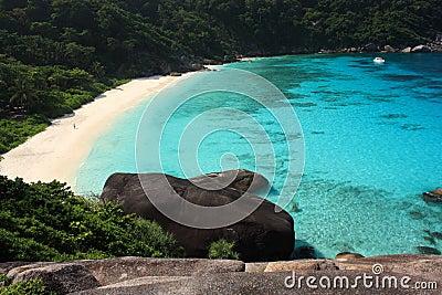 Similan islands, Thailand, Phuket