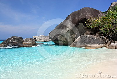 Similan islands, Thailand, Phuket