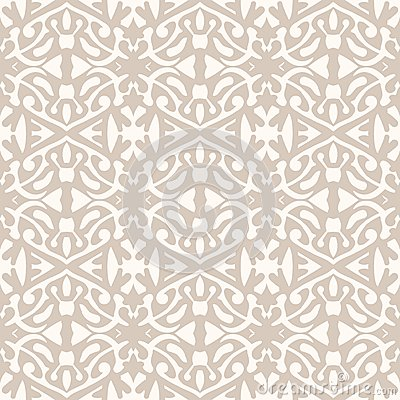 Free Simple Elegant Lace Pattern In Art Deco Style. Stock Images - 32302524