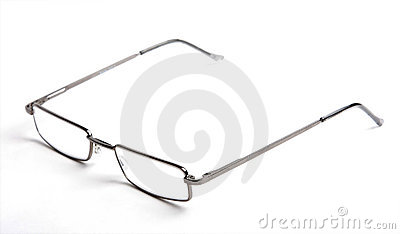 Simple eyeglasses