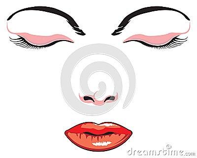 Simple face