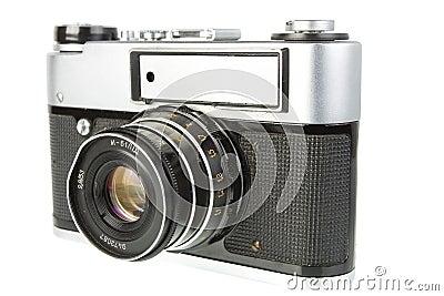 Simple film camera