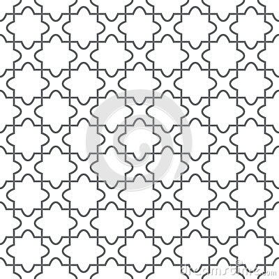 Free Simple Geometric Vector Pattern - Floor Royalty Free Stock Photos - 26080678