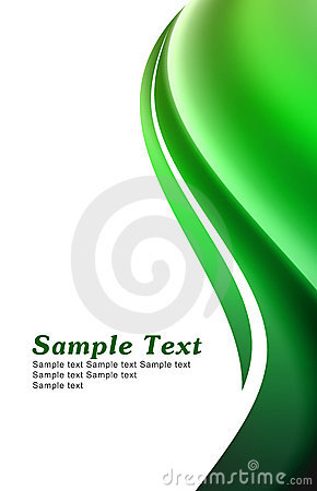 Free Simple Green Background Royalty Free Stock Images - 5071049