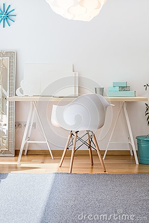 Free Simple Home Office Stock Photos - 65042923