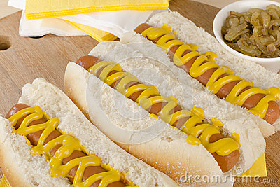 Simple Hot Dogs