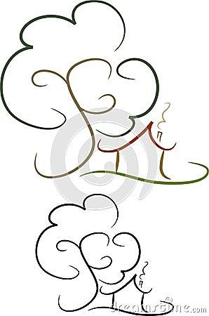 Simple house icon (VI)