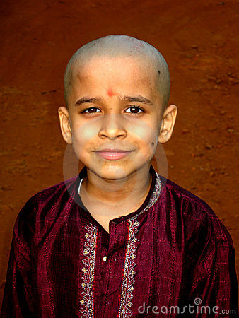 Simple Indian Boy