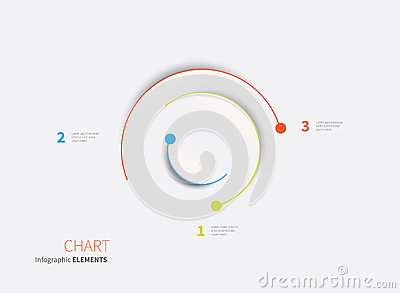 Infographic Ideas infographic lines : Simple Infographic Lines Stock Vector - Image: 66531701