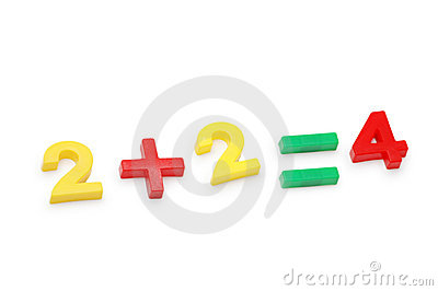 Simple math example