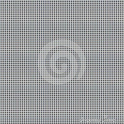 Simple metallic grid