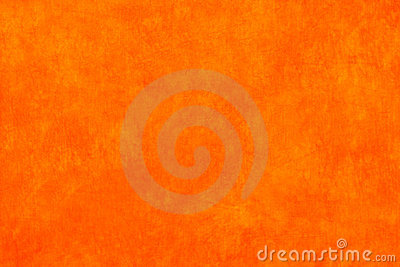 Simple orange background