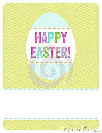 Easter egg invite