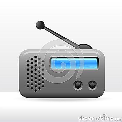 Free Simple Radio Stock Photo - 12084810