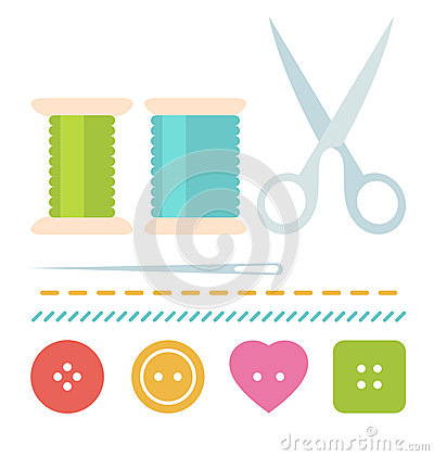 Simple sew set