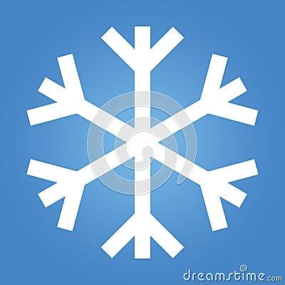 Simple Snow Flake