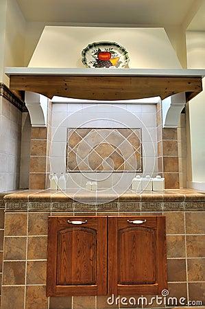 Simple style kitchen