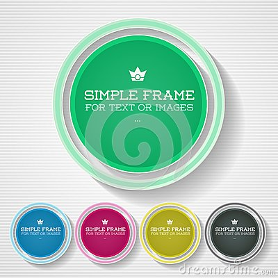 Simple Stylish Frame