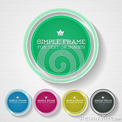 Simple Stylish Frame