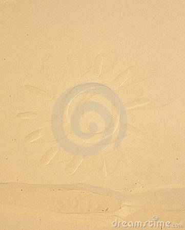 Simple sun