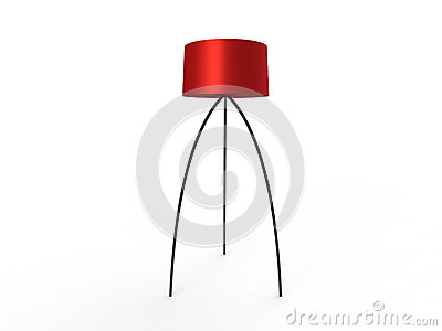 Simplistic Floor Lamp