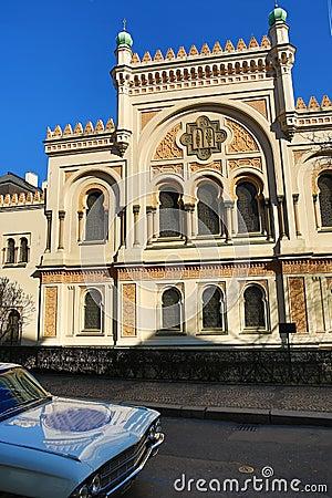 Sinagoga spagnola l 39 architettura di vecchie case citt for Case di architettura spagnola