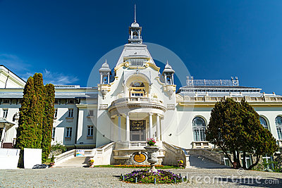 Sinaia Casino Editorial Stock Image