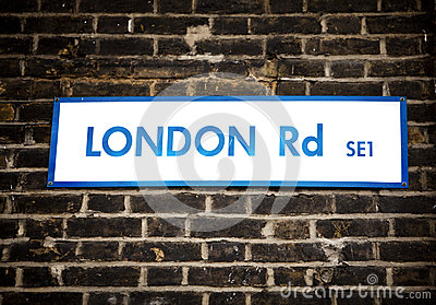Sinal de Londres